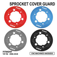 Sprocket Cover Guard Chain Protector For YZF R6 YZF-R6 2006-2018 Motorcycle New
