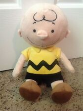 Teacher's Kohl's Cares For Kids Plush Peanuts Snoopy Charlie Brown Boy Perfect!
