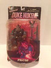Duke Nukem Pigcop Action Figure