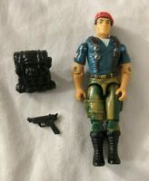 2000 GI JOE DUSTY V4 ARAH Action Figure w/ Accessories