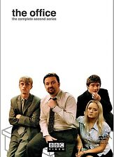 USED DVD - BBC REGION 1 - THE OFFICE - 2ND SERIES - 3HR - Mackenzie Crook, Ricky