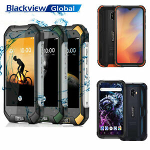 Blackview BV5900 BV6100 BV5500 Pro 3Go Smartphone IP68 téléphone mobiles robuste