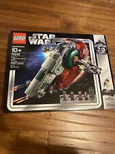 LEGO Star Wars Slave-1 75243 – 20th Anniversary Edition Sealed Box Boba Fett
