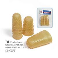 Debra Lynn Finger Protectors assorted Sizes Small Medium & Large DL-C252 12ct