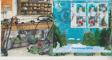 BLETCHLEY PARK MCC 007A FDC FIRST DAY COVER 2006 CHRISTMAS LIMITED EDITION 34/50