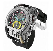 Invicta Reserve 52mm Bolt Zeus Magnum Cable Swiss Quartz Dual Movement Watch