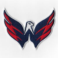 NHL Washington Capitals Iron on Patches Embroidered Patch Applique Badge Jersey