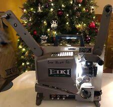 Vintage Eiki Ssl-O 3580 16Mm Slim Line Film Movie Projector Slot Load