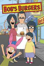"BOB'S BURGERS - TV SHOW POSTER / PRINT (THE FAMILY - BOBS FAM.) (SIZE 24 x 36"")"