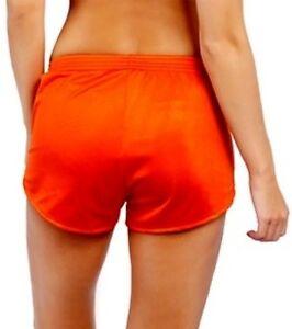 Dolfin Logo Shorts Run Walk Hike Yoga M L XL 2XL 3XL Hooters Uniform Uniform