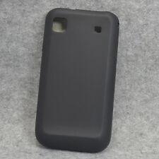 For Samsung Galaxy s i9000 i9001 Plus G959 Black TPU Matte Gel skin Case Cover