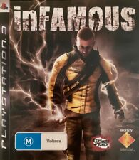 INFAMOUS  (Sony PlayStation 3, PS3)