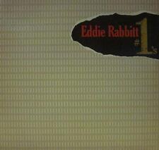 Eddie Rabbitt(Vinyl LP)No.1's-Warner Bros-1-25278-1985-VG+/Ex