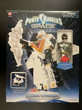 1998 POWER RANGERS IN SPACE MEGA WINGER BANDAI COMPLETE US SHIPPING