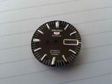 Seiko 5 Silver Strap Wristwatches