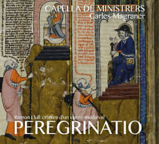 Various Composers : Ramon Llull: Peregrinatio CD (2016) ***NEW***