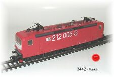 Märklin 3442 - Electrical Locomotive Br 212 the Dr Nip