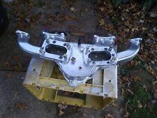 Hudson Dual Carb Intake