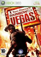 Xbox 360 Tom Clancys Rainbow Six Vegas (Original Release) New & Sealed* UK Stock
