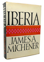 James A Michener IBERIA  1st Edition 2nd Printing