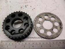 Mitsubishi Delica L300 2.5 4D56 86-94 engine belt toothed wheel pulley cog