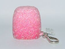 BATH BODY WORKS PINK OMBRE GEMS GLITZY POCKET. BAC HOLDER SLEEVE SANITIZER CASE