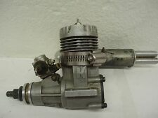 VINTAGE Kraft .61 R/C Model Airplane Engine is a ringed engine w/Muffler