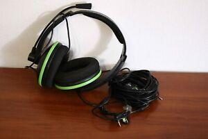 Turtle Beach head set for Xbox 360 Ear Force XL 1 Black