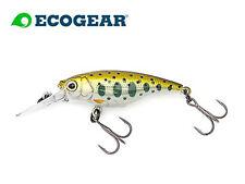 Ecogear SX 40 Baby Trout Twitchbait Japan Wobbler Perch Trout Hadrbait Crank