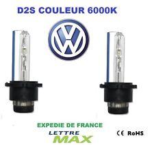 2 AMPOULES XENON D2S VW GOLF 5 35W 6000K 85V NEUF