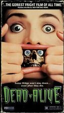 Dead Alive VHS 1994 RATED VERSION