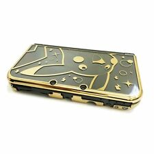 Hori Pokemon Pikachu Premium Gold Protector Case for New Nintendo 3DS XL