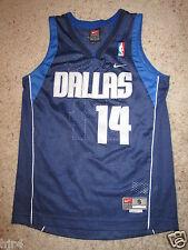 Edjuardo Najera #14 Dallas Mavericks NBA Jersey Youth Small SM 8