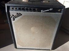 Fender Bassman 60 Compact Bass Amp  Guitar Amp