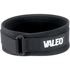 """VALEO 4"""" rendimiento bajo perfil cinturón de levantamiento de pesas"""