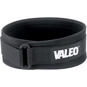 "Valeo 4"" Performance Low Profile Weight Lifting Belt"