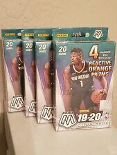 2019-20 Panini Mosaic Basketball Hanger Box - FACTORY SEALED NEW