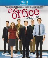 THE OFFICE - SEASON 6 (BLU-RAY) (BOXSET) (BLU-RAY)