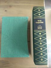 David Copperfield, Charles Dickens (Folio Edition 1983)