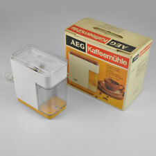 AEG KMA (613611200) - Elektrische Kaffeemühle - Vintage Coffee Grinder