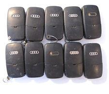 Job Lot 10 Genuine AUDI 2 Button Remotes Keys Smart Entry Fobs