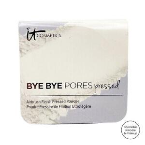 NEW It Cosmetics Bye Bye Pores Pressed Powder Airbrush Finish | 2.4g Travel Size