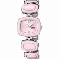 01747e95eb1b Relojes de pulsera de cronógrafo para Mujer Acero inoxidable ...