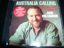 John Williamson All The Best Vol 2 Rare Original Australian Best Of CD