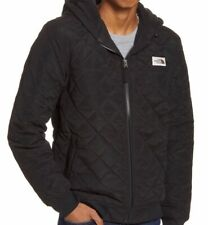 North Face Men Cuchillo Insulated Hooded Jacket NWT Black Size M