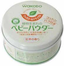 WAKODO SICCAROL Natural Baby powder 120g From Japan