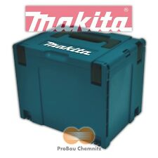 Makita MAKPAC Koffer Systainer Gr. 4 leer, teilweise mit Aufkleber versehen, NEU