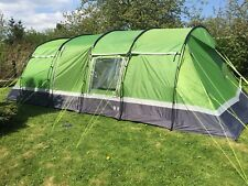 Hi Gear Kalahari Elite 10 Man Tent With Porch, Carpet and groundsheet