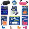 MACKS (MACK'S) EAR PLUGS, Foam, AquaBlock, Sleep Masks, Ear Dryer - FREE UK P&P