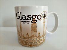 More details for starbucks glasgow 2014 city mug glasgow 16fl unused freepost